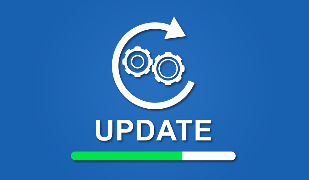Software update visualization