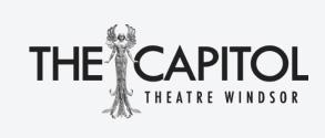 The Capitol theatre logo