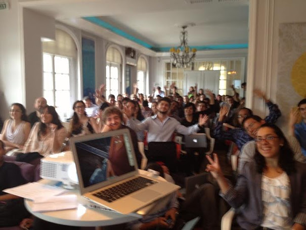 Startup Chile community photo