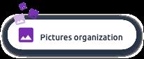 Pictures Organization Button