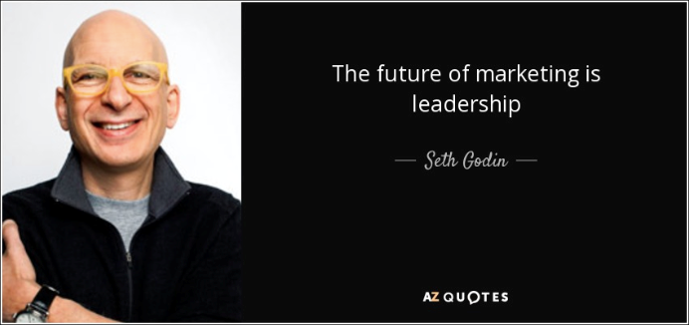 The future of marketing in leadership